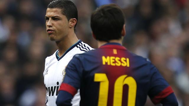 Messi on UEFA award shortlist, Bale eighth - Champions League 2013 ...
