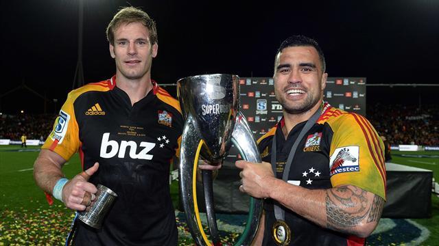 Vers un Super Rugby à 18 franchises?