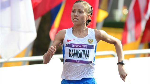 Каниськина и еще 8 спортсменов, попадавшихся на допинге, стали кандидатами в сборную России