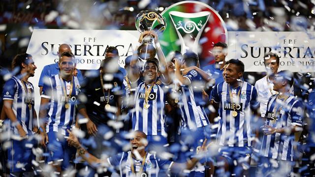 Dominant Porto claim Super Cup