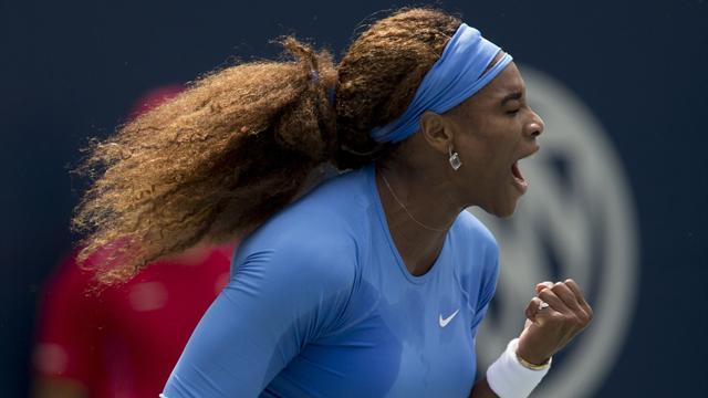 Serena Williams reina en Toronto con rosco incluido