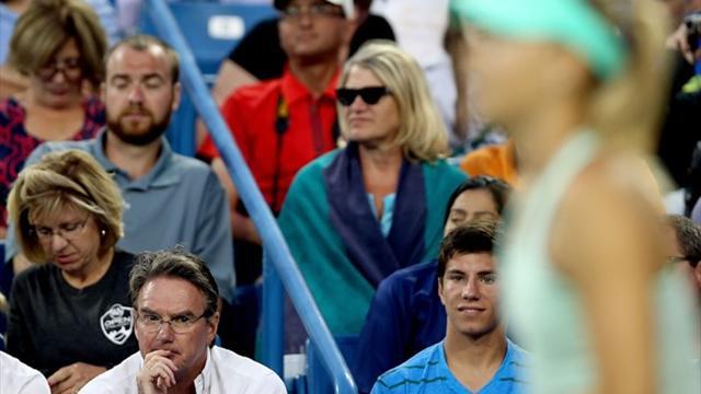 Connors-Sharapova, c'est déjà fini