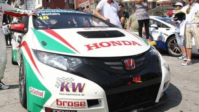 Más peso para Honda en Suzuka