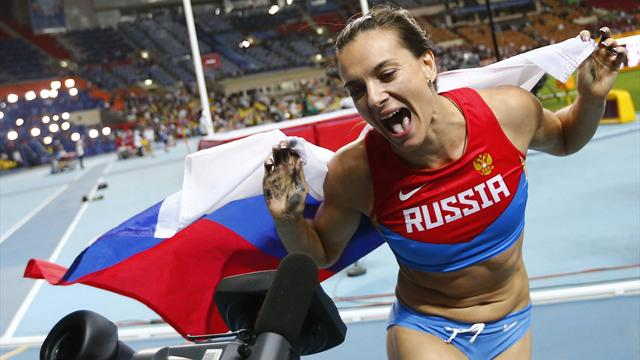 Russian athletics ban to run into 2017