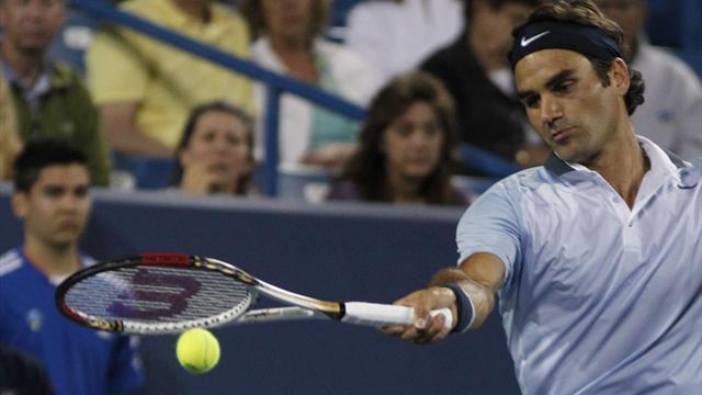 Federer revient de loin