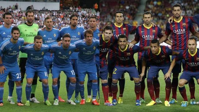 Barcelona Real Madrid / Muhtemel 11'ler (Barça Real maç kadrosu)