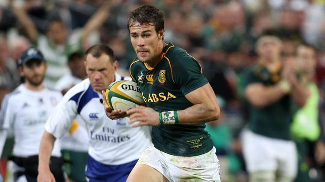 Les Springboks humilient les Pumas
