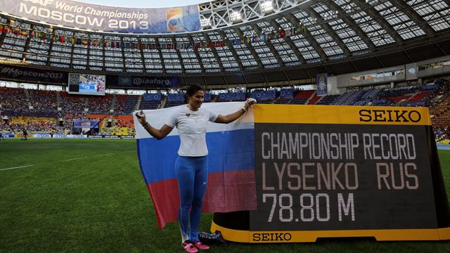 Rusya'dan bir Olimpiyat şampiyonu daha doping testini geçemedi