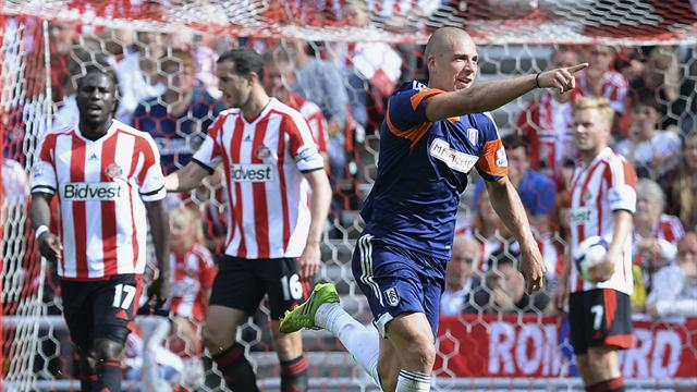 Di Canio beaten as Fulham win at Sunderland