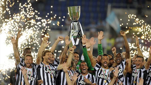 Четыре минуты гладиаторского боя. «Юве» выиграл Суперкубок Италии