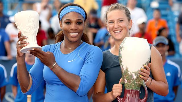 Azarenka dompte Serena