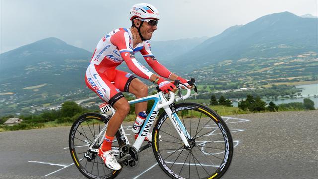 Tour d'Italie - Montagne et Irlande au programme