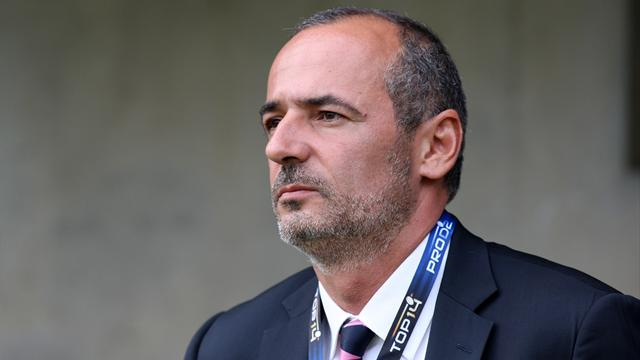 """Savare: """"Sans Jean-Bouin, je n'aurais pas repris le Stade français"""""""
