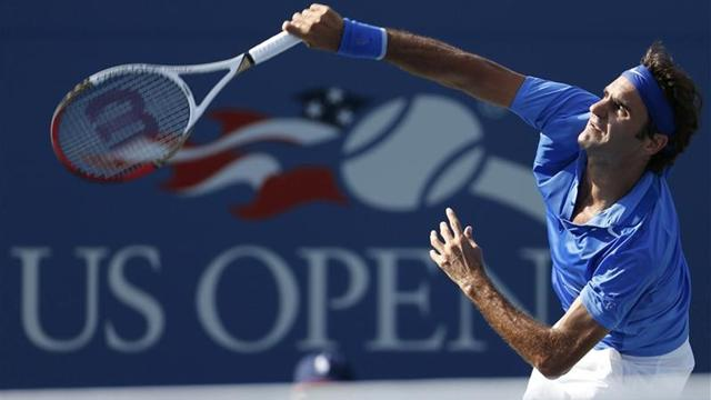 Federer, la balade continue