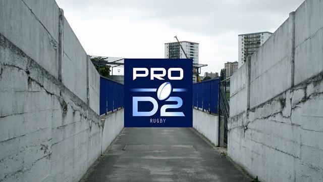 Le Pro D2 en chantier
