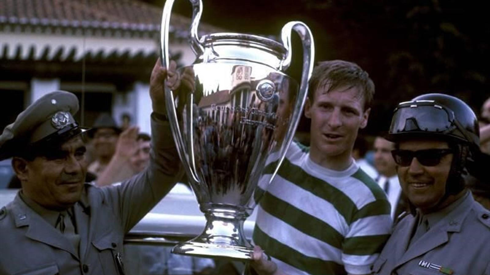 Alex Ferguson and Billy McNeill Celtic Rangers Action MUG