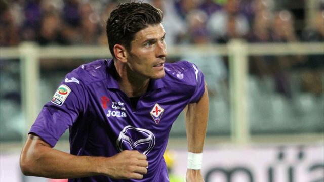 Mario Gomez 'rejected Real Madrid'