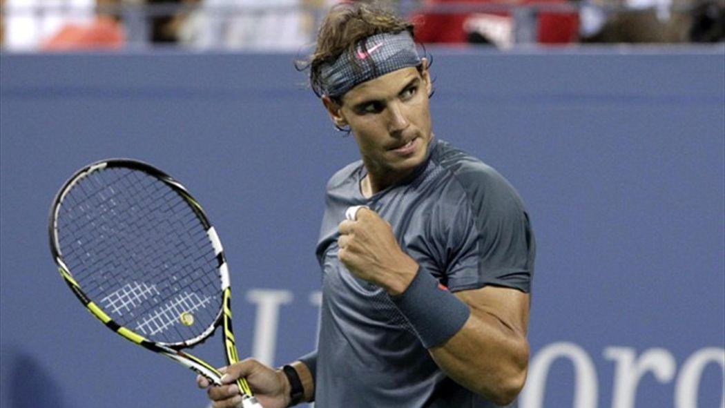 Nadal crushes brazilian silva us open 2013 tennis eurosport.