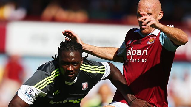 Majestic Pennant strike hands Stoke win at West Ham