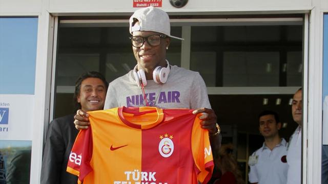 Galatasaray sign Portuguese teenager Bruma from Sporting