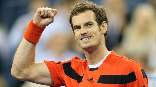 Andy Murray could face Roger Federer in quarter-finals