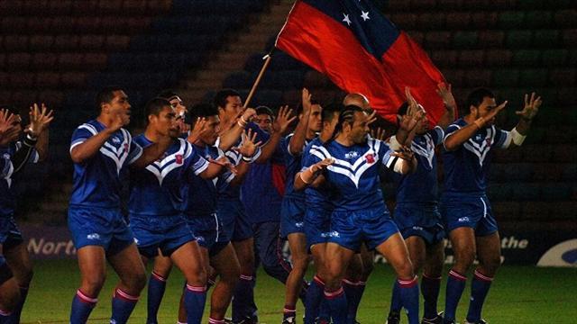 Samoa ready for Knights fixture
