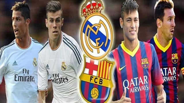 Barcelona Real Madrid maçı canlı izle NTV Smart Spor (Barça Real maçı izle)