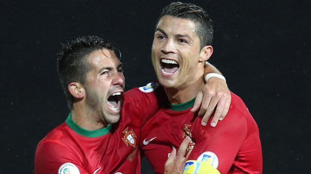 Le Portugal sauvé par Ronaldo, l'Espagne en balade: Ce qu'il faut retenir de cette soirée