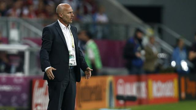 Czech coach Bilek quits after Italy loss