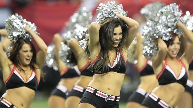 The most dangerous sport for women? It's cheerleading!