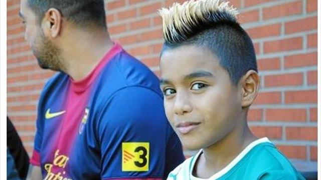 Barcelona sign nine-year-old Swedish wonderkid
