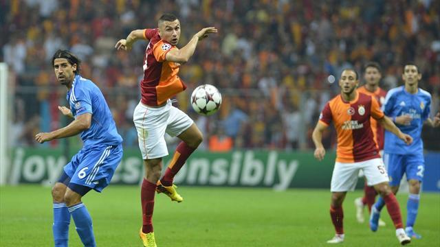 Galatasaray - Real Madrid / MAÇ ÖZETİ