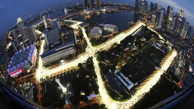 Singapur Pisti'nde değişiklikler yapılacak