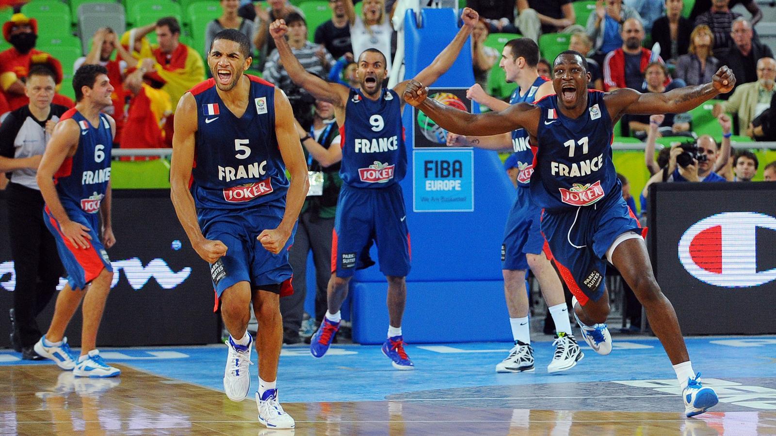 Rencontre basket france espagne