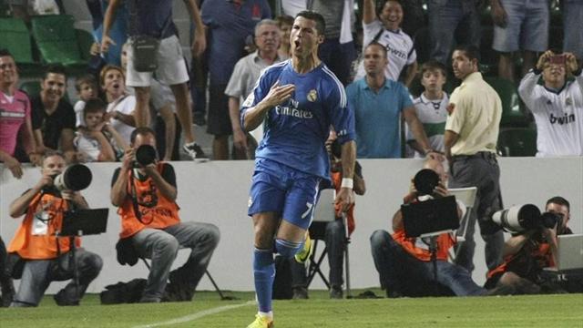 Ronaldo penalty rescues Real Madrid