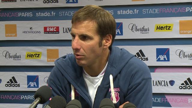 """Quesada: """"On ne pourra pas se contenter de fermer le jeu contre Montpellier"""""""