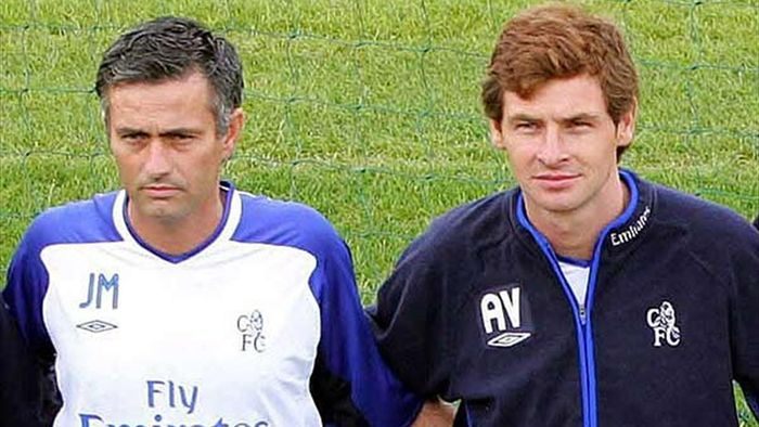 Image result for Jose Mourinho makes you fall in love with him – Villas-Boas