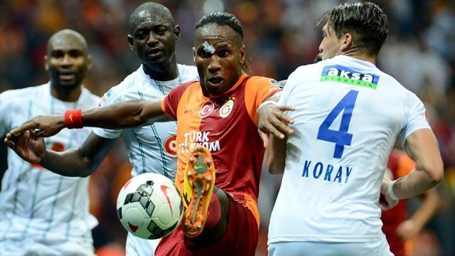 Maç Özeti / Galatasaray - Çaykur Rizespor