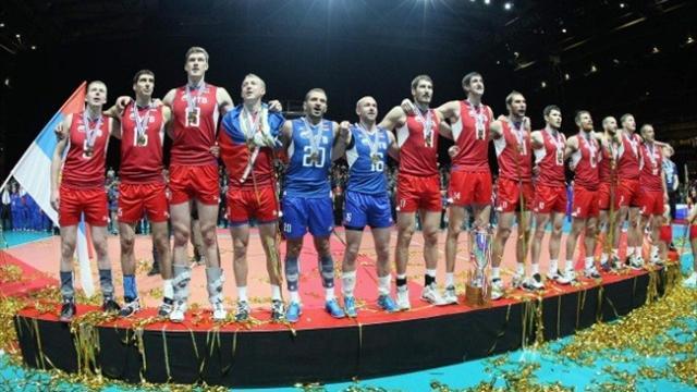 Сборная россии стала чемпионом европы