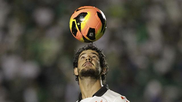 Corinthians fume as Pato rejects blockbuster Chinese offer