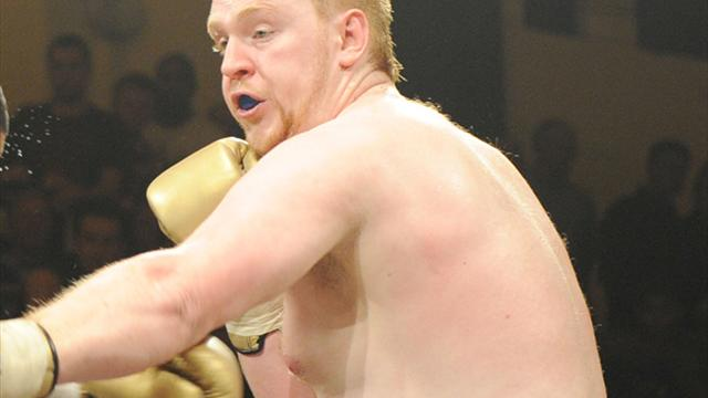 Danny Hughes looks to get back into heavyweight title mix