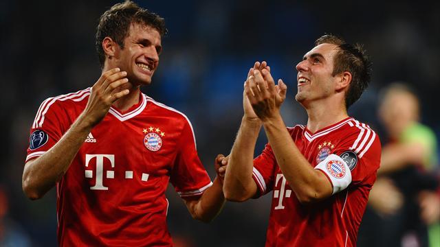 Neuer Bayern-Rekordspieler: Müller löst Legenden ab