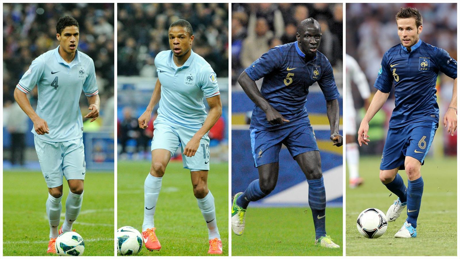 Bleus mamadou sakho rapha l varane yohan cabaye et - Qualification coupe du monde resultat ...