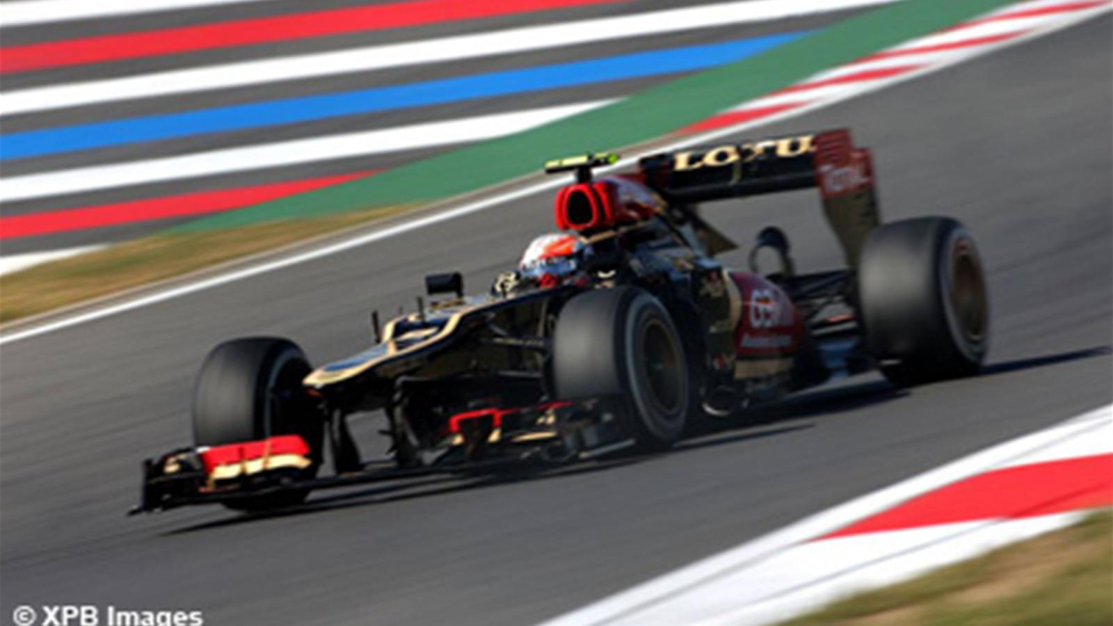 Lotus conserve son empattement long grand prix de cor e 2013 formule 1 eurosport - Formule vitesse de coupe ...