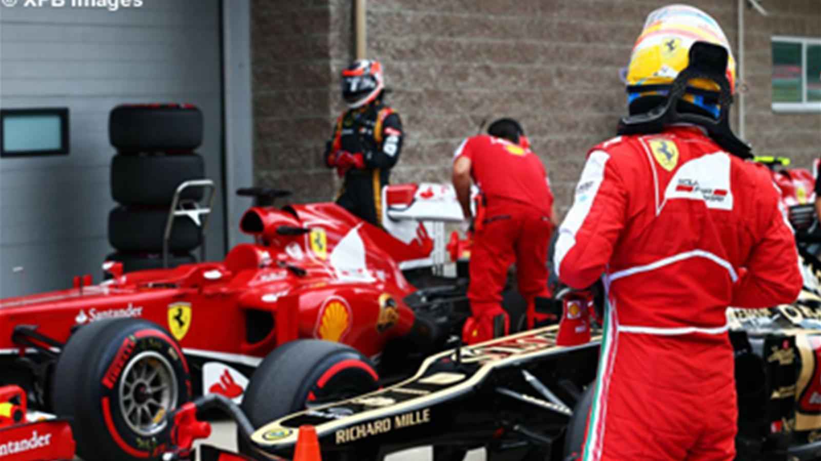 Alonso misera tout sur le d part grand prix de cor e 2013 formule 1 eurosport - Formule vitesse de coupe ...