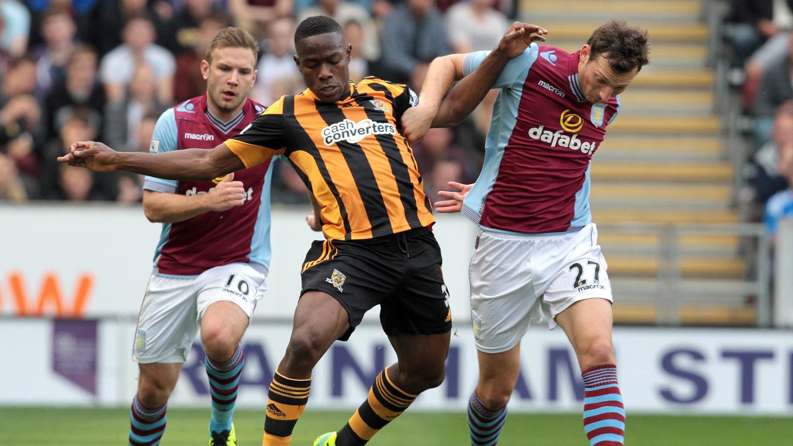 Prediksi Skor Aston Villa vs Hull City 31 Agustus 2014