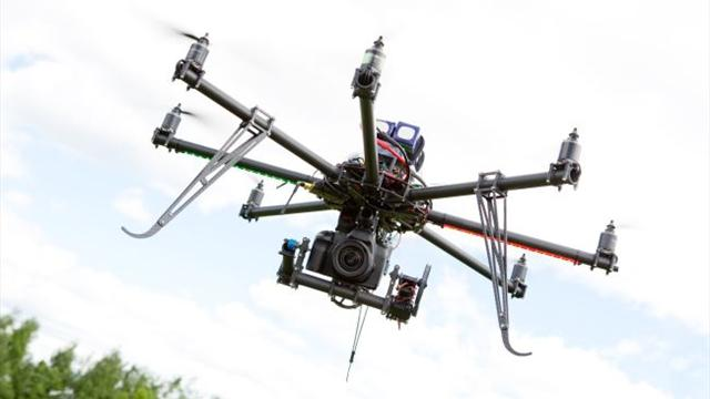 Сборная Гондураса обнаружила на тренировке летающий дрон и заподозрила Австралию в шпионаже
