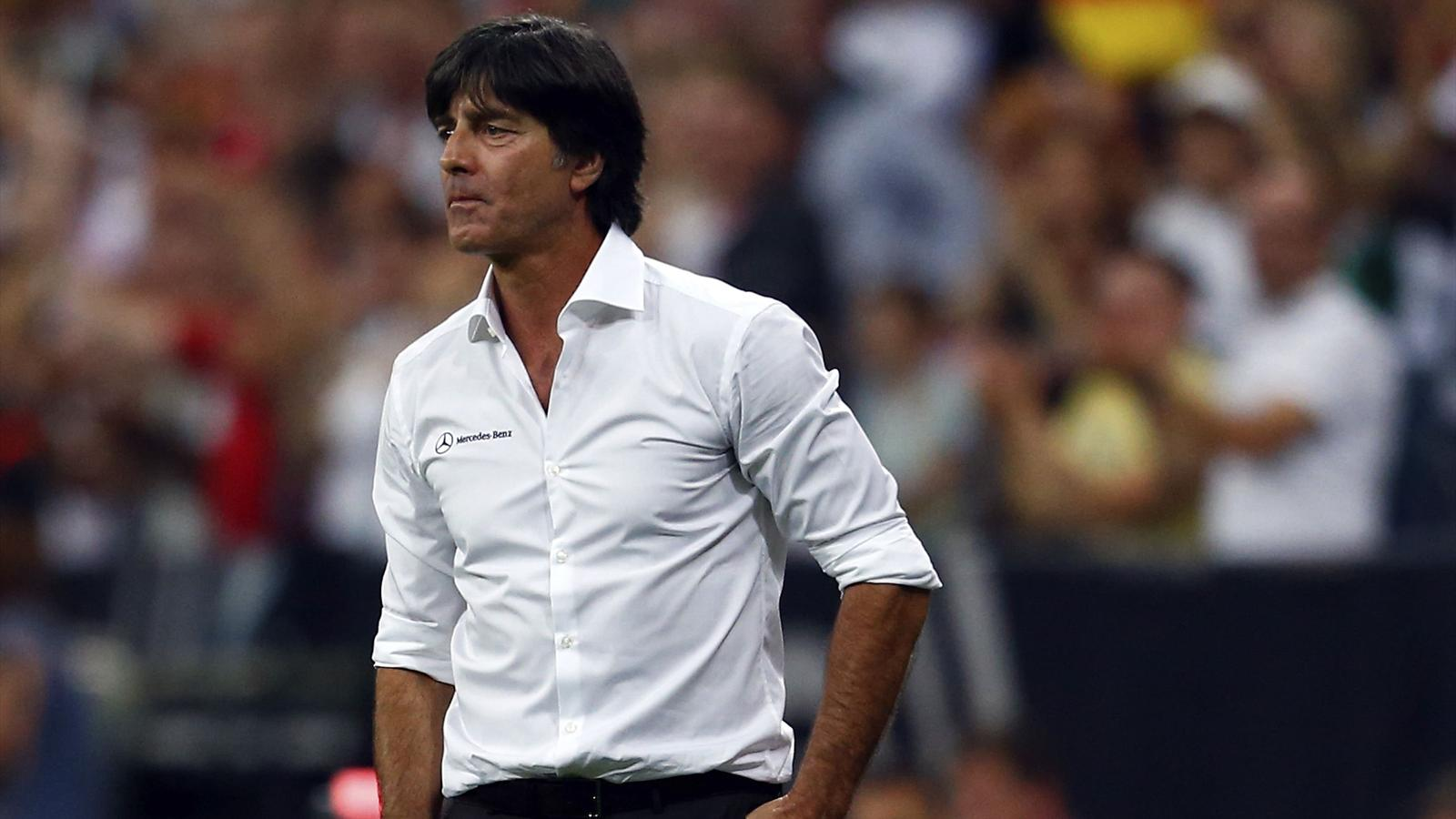 Germany coach Loew extends contract until 2016