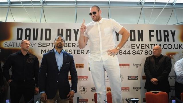 Tyson Fury 'officially retires' from boxing