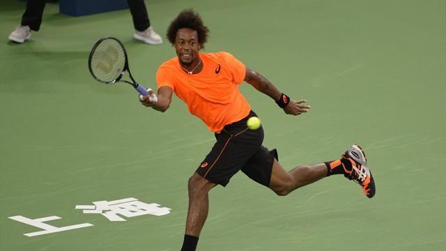 Monfils enfonce Federer